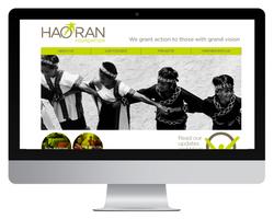 Haoran website