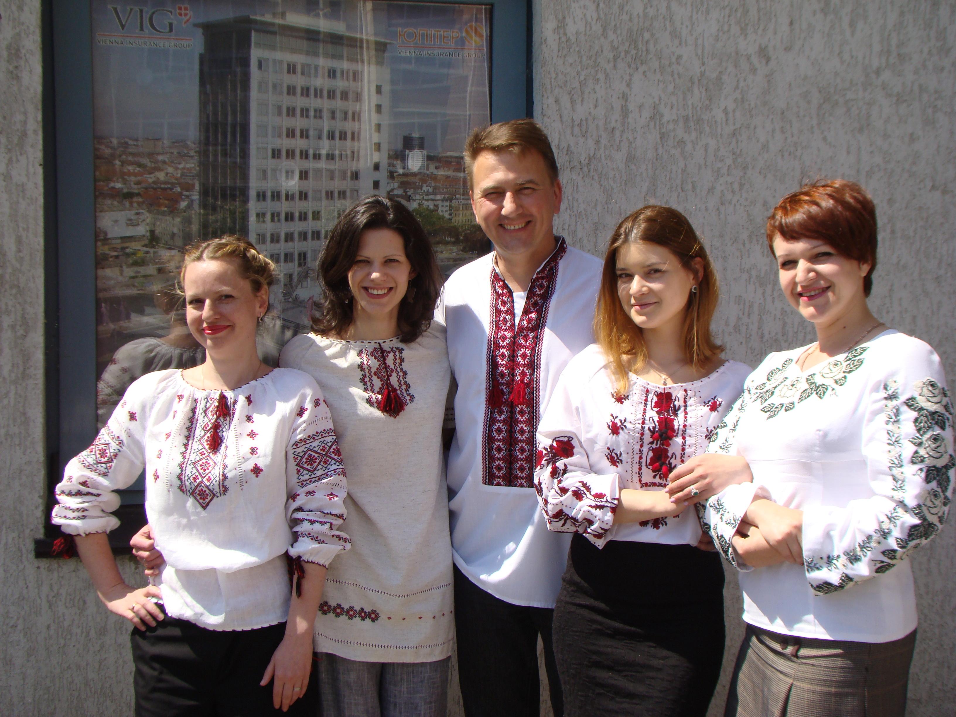 Ми - українська компанія!