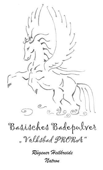 """Basisches Badepulver """"PRORA"""""""