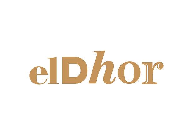 Diseño de logotipo elDhor por estudio de Reus Iconicandco