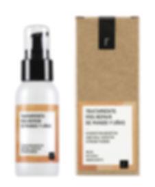 Diseny de logotip, marca i packaging de Freshly cosmetic per l'estudi de disseny gràfic de Reus Icònic