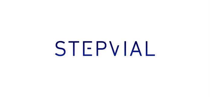 Diseño de logotipo Step Vial por Iconicandco