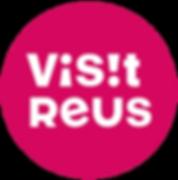 Visit Reus, disseny de logotip turístic per Reus Promoció (Ajuntament de Reus)