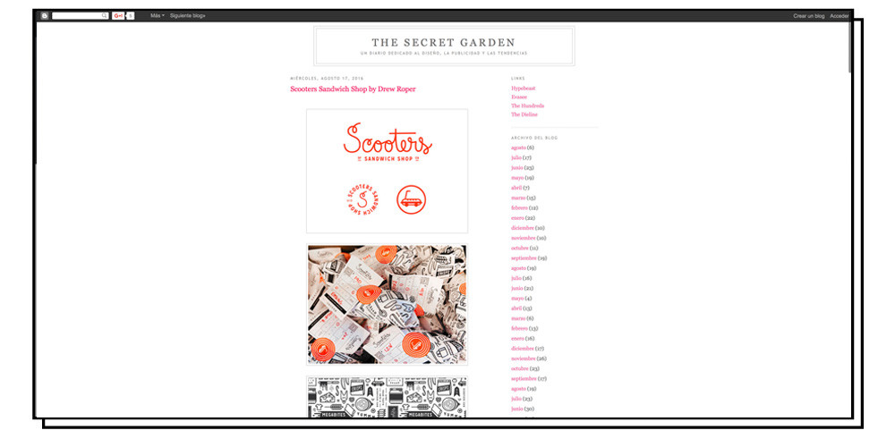 Blog disseny gràfic català