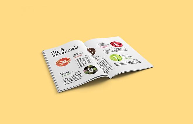 Diseño de catálogo para Freshly Cosmetics
