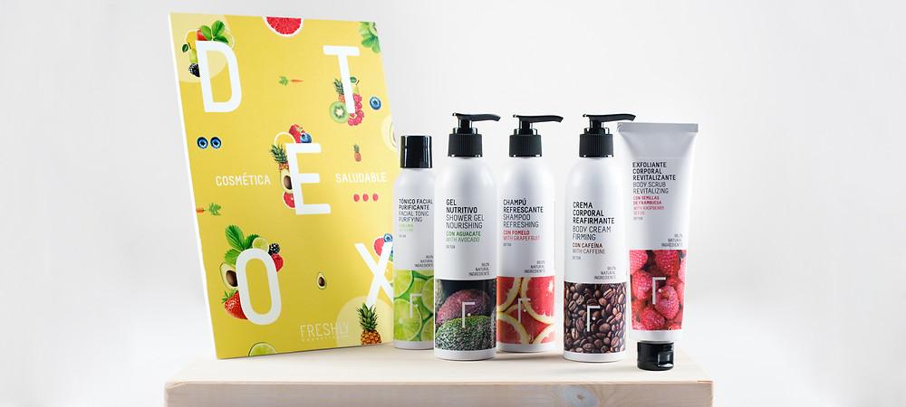 Estudi de disseny gràfic Reus dissenya la marca Freshlly Cosmetics