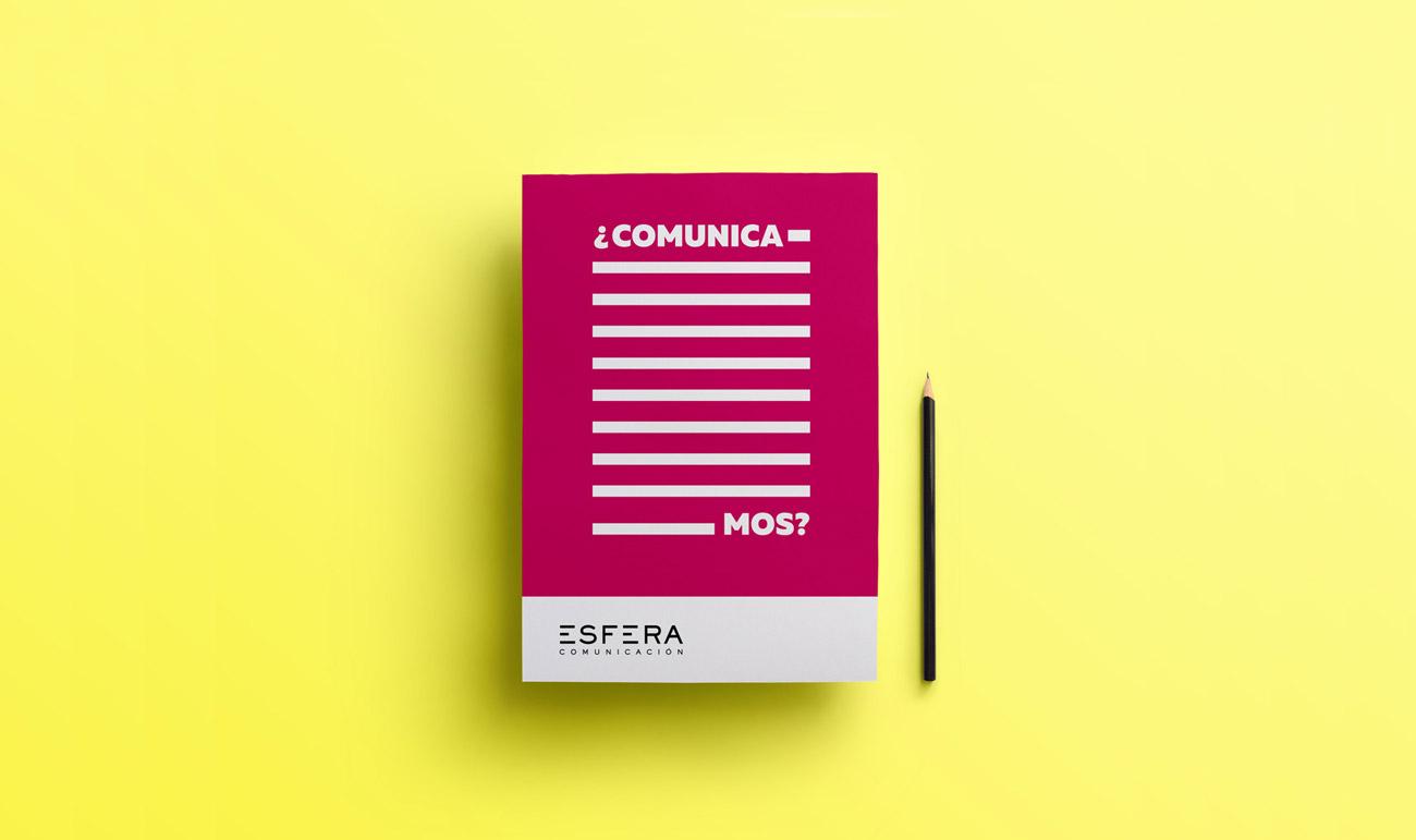 Diseño para empresa de comunicación