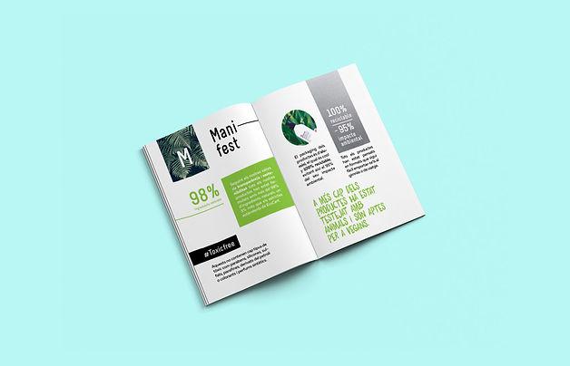 Diseño editorial por Iconicandco estudio diseño gráfico de Reus