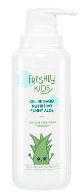 Icònic and Co de Reus fa el disseny de logotip, disseny de marca i disseny de packaging per Freshly Kids