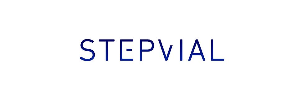 step vial logo