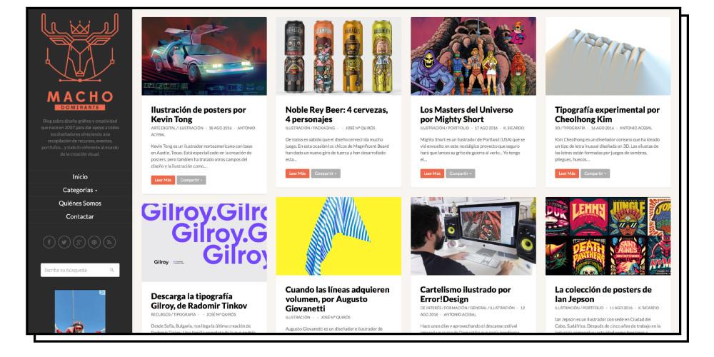 Blog de disseny gràfic