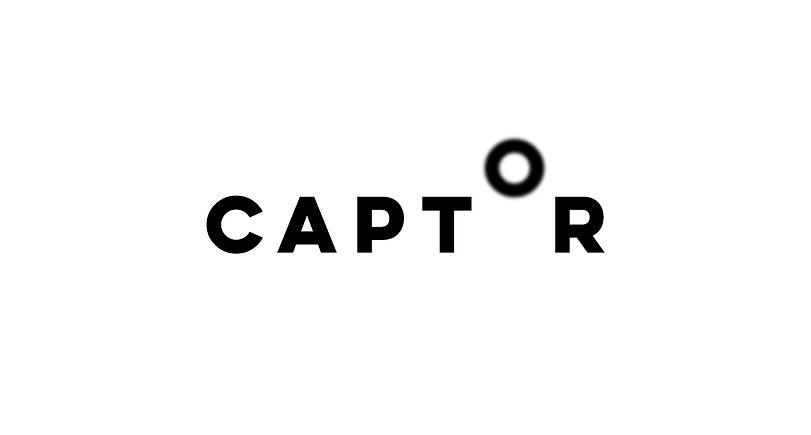 Diseño de logotipo Captor por agencia diseño Iconicandco