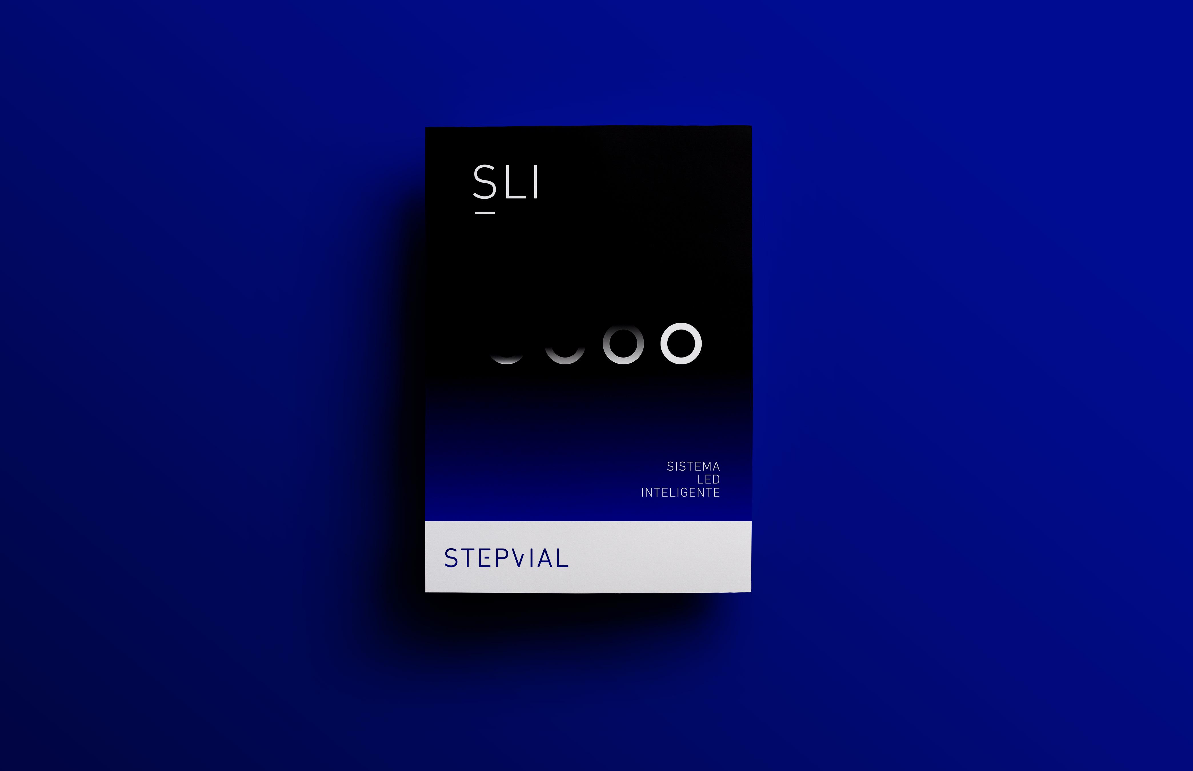 Diseño de marca para STEP-VIAL