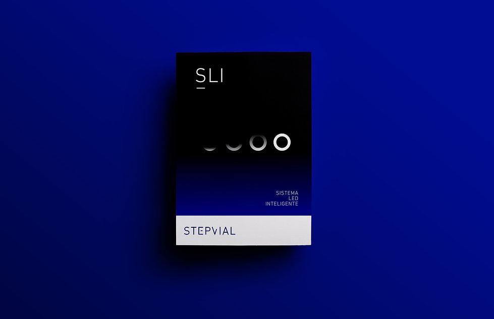 Diseño de marca de Step Vial