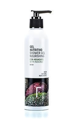 Packaging por Iconicandco de gel Freshly Cosmetics