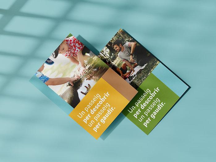Creació del disseny  El passeig Boca de la Mina per estud de disseny de Reus, Icònic and CO