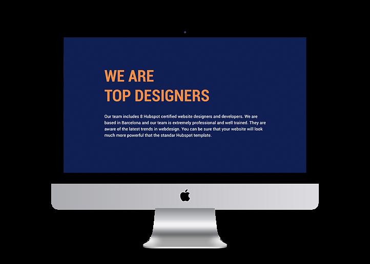 Diseño web Cos Design Studio por Iconicandco Reus
