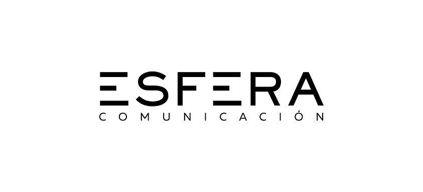 Diseño de logotipo de Esfera comunicación