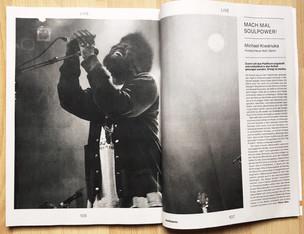 Michael Kiwanuka in Berlin for Musikexpress