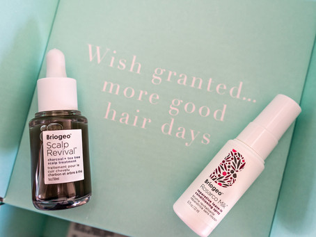 Briogeo Hair Products Review