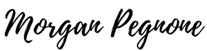 morgan pegnone signature