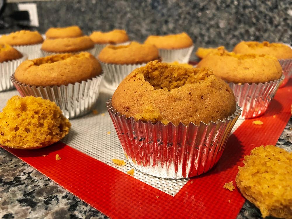 pumpkin, pumpkin cupcakes, cupcakes,