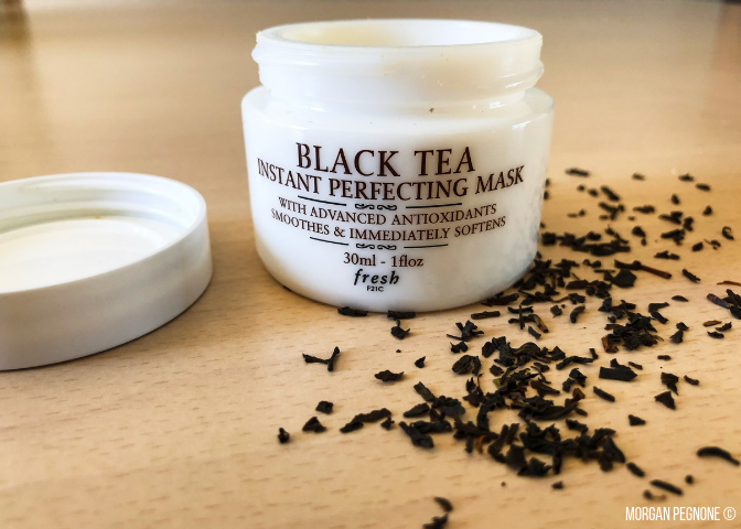 Fresh, masks, facial masks, black tea instant perfecting mask, beauty, skincare, black tea