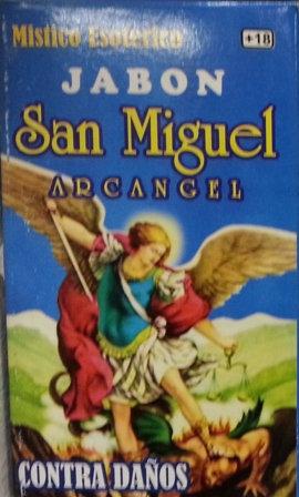 Jabon San Miguel Arcangel