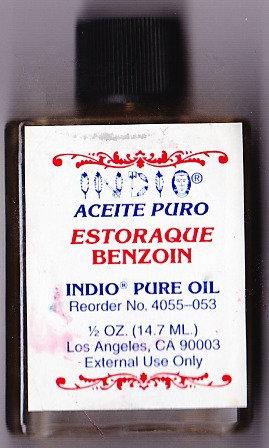 Estoraque - Benzoin Oil