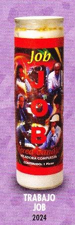 Trabajo - Job Candle