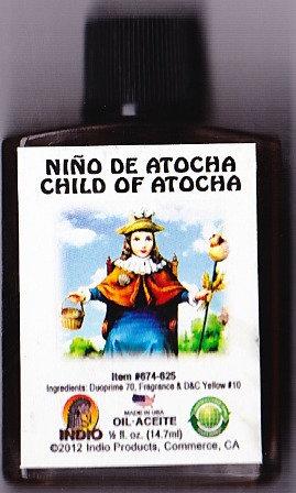 Nino De Atocha Oil