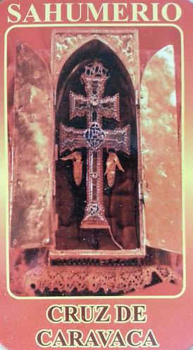 Cruz de Caravaca Incense