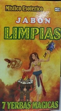 Jabon Limpias 7 Yerbas Magicas