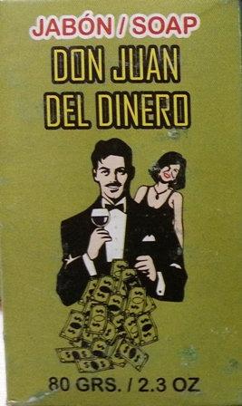 Jabon Don Juan Del Dinero