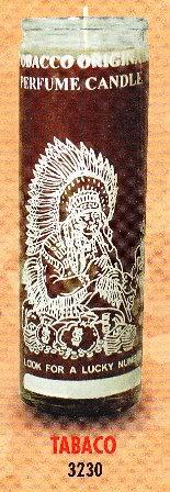 Tabaco Candle