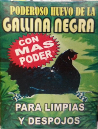 Huevo de Gallina Negra Incense