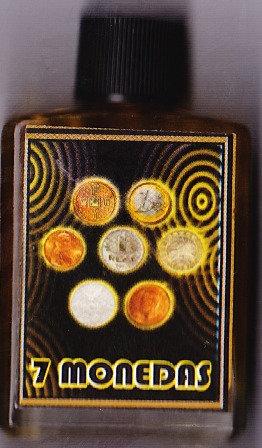 7 Monedas Oil