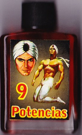 9 Potencias Oil