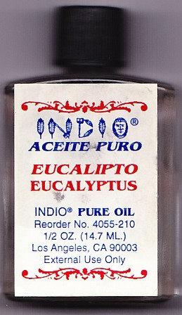 Eucalipto - Eucalyptus Oil