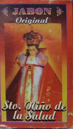 Jabon Santo Nino de la Salud