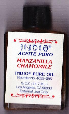 Manzanilla - Chamomile Oil