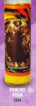 Pancho Villa Candle