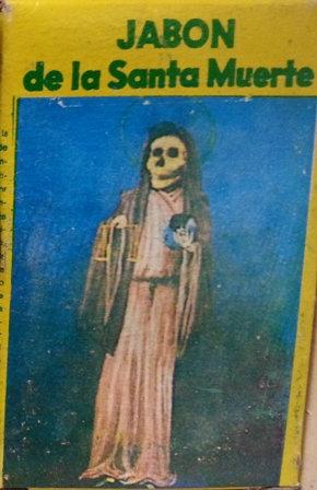 Jabon de la Santa Muerte
