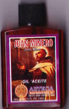 Juan Minero Oil
