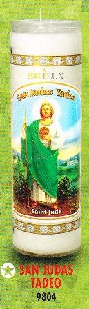 San Judas Tadeo Candle