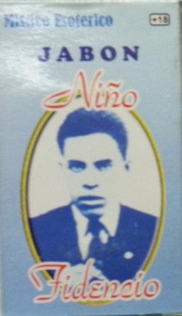 Jabon Nino Fidencio