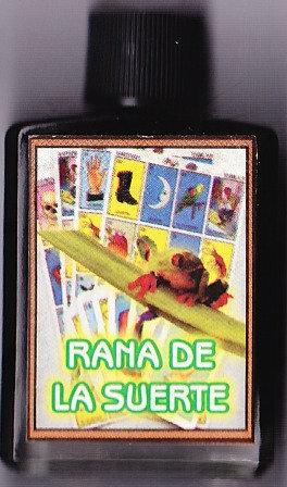 Rana De La Suerte Oil
