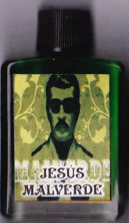 Jesus Malverde Oil