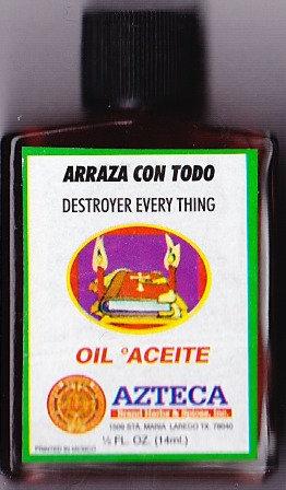 Arraza Con Todo Oil