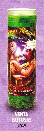 Venta Exitosas Candle